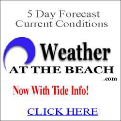 WeatherAtTheBeach.com - will open new window